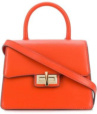 DKNY Jojo leather shoulder bag