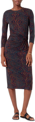 Joie Turtleneck Top, Dressage Purple