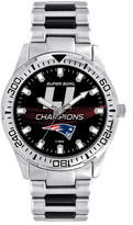 Game Time Men's Heavy Hitter New England Patriots Super Bowl 2017 Analog Watches