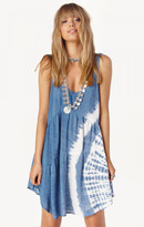 Blue Life baby doll tank dress