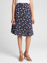 Gap Floral Circle Skirt