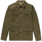 Club Monaco Cotton-Blend Field Jacket