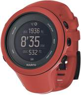 Suunto Men's Ambit 3 SS021468000 Silicone Quartz Watch