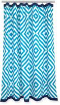 Jonathan Adler Arcade Shower Curtain - Blue