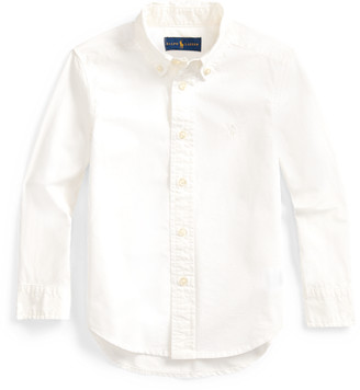 Ralph Lauren Garment-Dyed Cotton Shirt