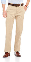 Daniel Cremieux Flat-Front Straight-Fit Office Pants