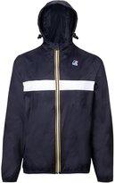 K-Way Le Vrai Claude 3.0 Colour Block Jacket Depth White Depth