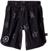 Nununu Star Surf Shorts (Little Kids/Big Kids)