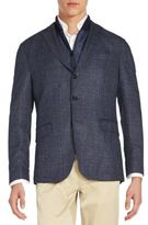 Nelson Virgin Wool-Blend Sportcoat