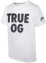 Jordan AJ 3 True OG T-Shirt, Big Boys (8-20)