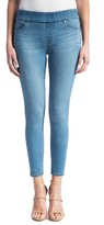 Liverpool Jeans Company Women's Stretch Denim Ankle Leggings