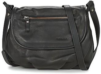 Nat & Nin JEN women's Shoulder Bag in Black