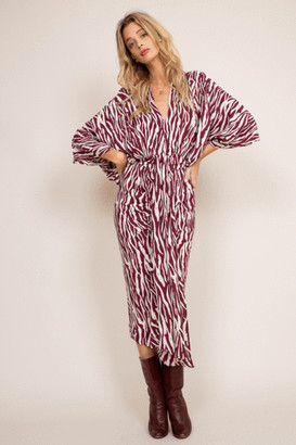 Poppyfield - Orga Kimono Dress - XS