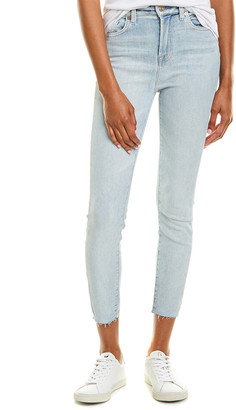 Seven For All Mankind 7 For All Mankind High-Waist Gwenevere Kinn Ankle Cut Jean