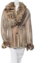 Giuliana Teso Shearling Coat