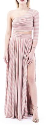 Elisabetta Franchi Viscose Blend Dress