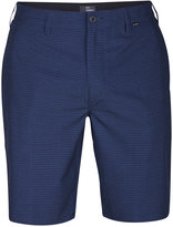 Hurley Men's Phantom Liberty Check Shorts