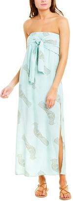 Vix Strapless Dress