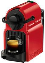 Nespresso Inissia Coffee Machine, Red