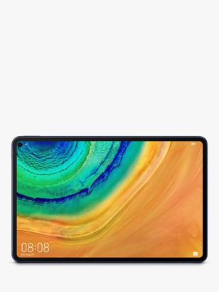 "Huawei MatePad Pro Tablet, Android, Kirin 990, 6GB RAM, 128GB Storage, 10.8"", Midnight Grey"