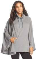 UGG Women's 'Pichot' Turtleneck Poncho