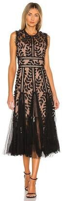 Bronx and Banco Saba Midi Dress