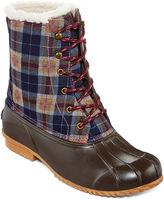 1.4.3. Girl Flurry Women's Rubber Duck Boots