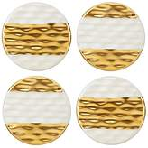 Michael Wainwright Truro Gold Coasters, Set of 4