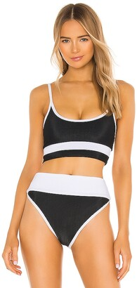 Beach Riot Eva Bikini Top