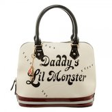 Bioworld DC Comics Suicide Squad Daddy's Lil Monster Dome Satchel Purse