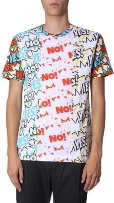 Comme des Garçons Shirt Graphic Print T-shirt