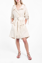 Elizabeth and James Bowery Hooded Coat
