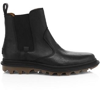 Sorel Ace Waterproof Leather Chelsea Boots