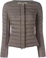 Herno collarless padded jacket - women - Polyamide/Polyurethane/Polyester - 38