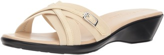 Athena Alexander Women's BINDY Wedge Sandal