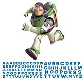 Disney RoomMates Toy Story Buzz Giant Personalisable Wall Sticker by