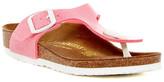 Birkenstock Gizeh Galaxy Pink Sandal (Little Kid)