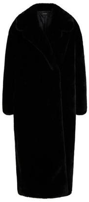 James Lakeland Oversized Faux Fur Long Coat