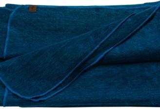 Alpaca Loca Plaid Cobalt Blue