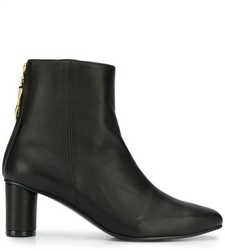 Reike Nen Zipped Ankle Boots