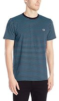 Fred Perry Men's Double Stripe T-Shirt