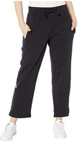 adidas by Stella McCartney Essential Sweatpants FL2848 (Black) Women's Casual Pants