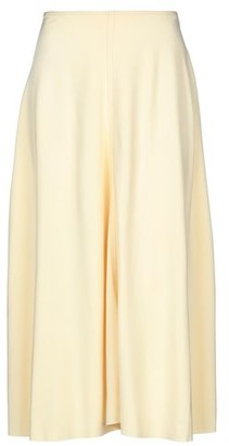 Acne Studios 3/4 length skirt