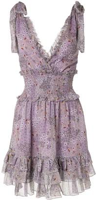 Alexis Tandie mini dress