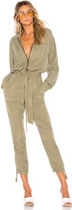 Pam & Gela Zip Jumpsuit