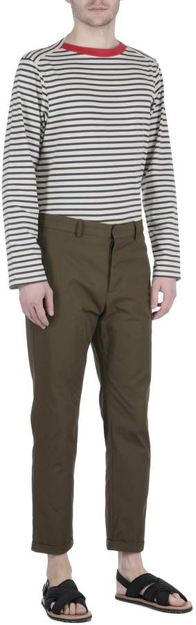 Marni Cotton Trousers