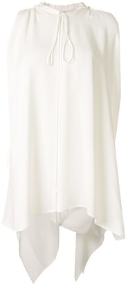 Dice Kayek long sleeveless tunic top