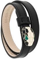 Bulgari single stone bracelet