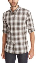 John Varvatos Men's Slim Fit Button Down Shirt