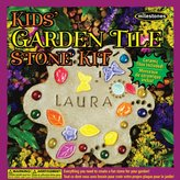 Midwest Products Mosaic Stepping Stone Kit-Kids' Garden